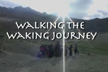 Walking The Waking Journey